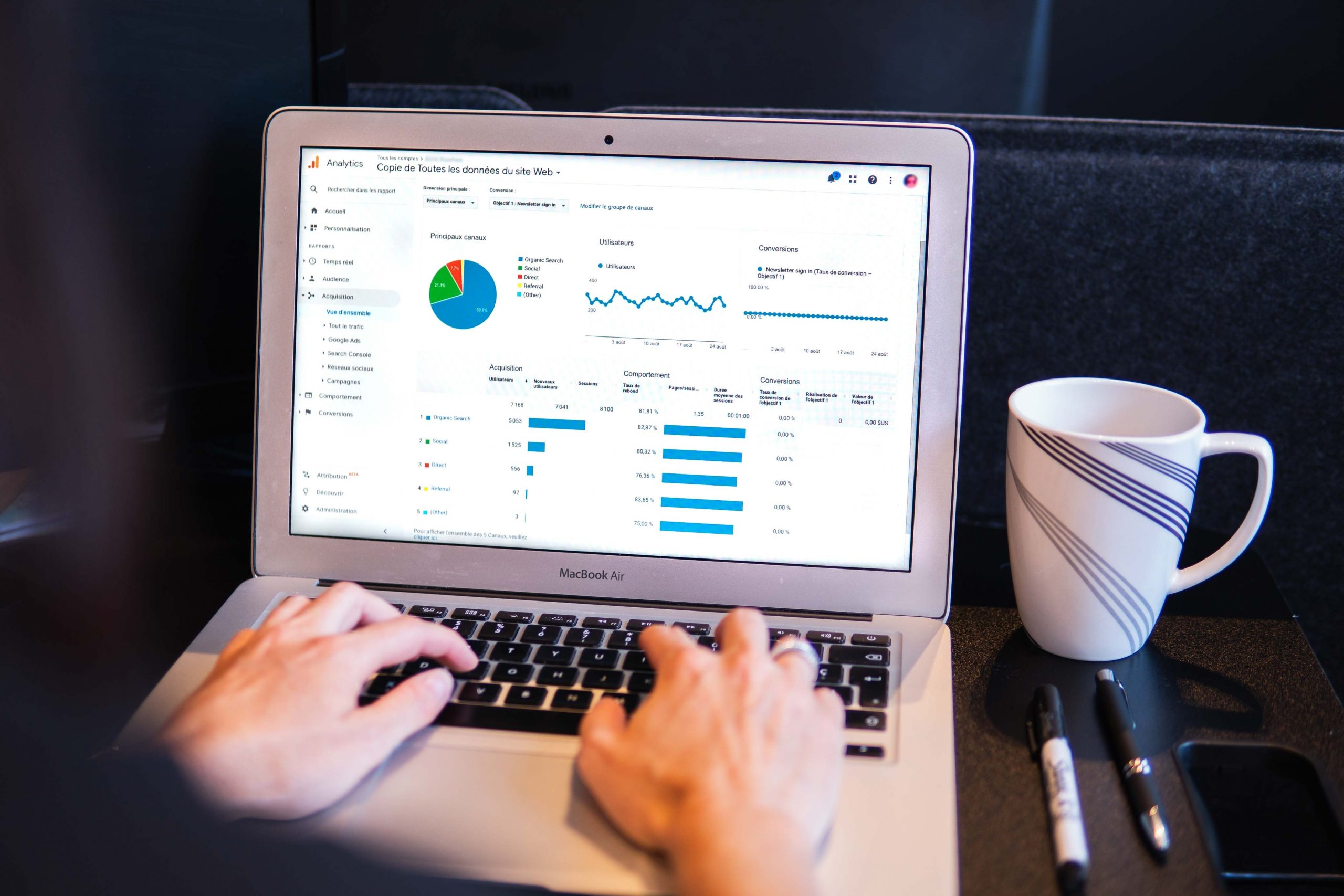 ワードプレスにGoogle Analyticsを導入する方法